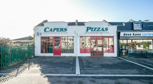 The home of Capers Pizzas and a country house are up for auction