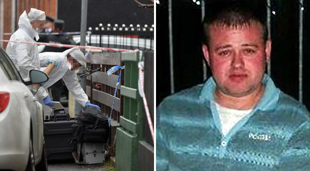Stephen Carson was shot dead in his home in Walmer Street, near the Ormeau Road in south Belfast