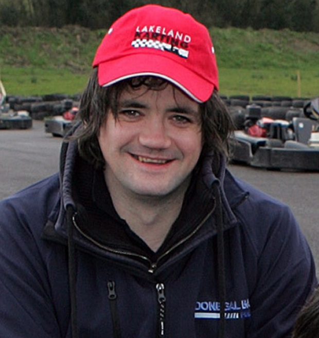 Great race: Garry Jennings led from start to finish