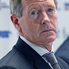 On the up: Dave King says Gers are more financially secure