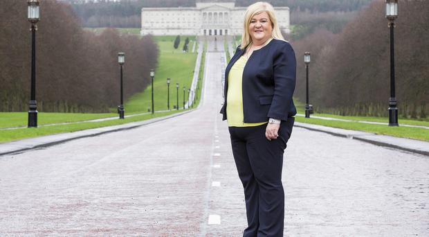 Karen McKevitt MLA has officially launched the Assembly's first Women's Caucus at Stormont
