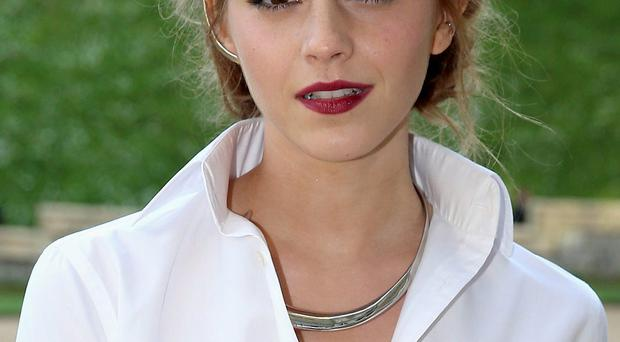 Emma Watson discussed the discrimination she has been subject to by entertainment media and tabloids in contrast to her male co-stars