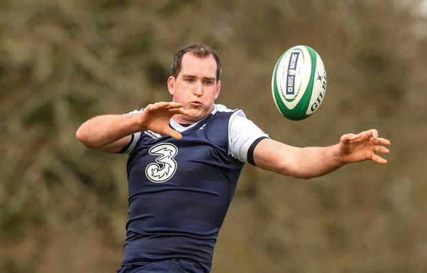 Bottom line: Devin Toner admits result rather than performance is the most important thing for Ireland against Italy today
