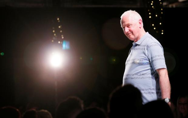 Night 3 of Belfast West Coast Cooler Fashion Week continued with the Fashion Awards alongside the Fifty over Fifty show. (Photo by Kevin Scott/Presseye)