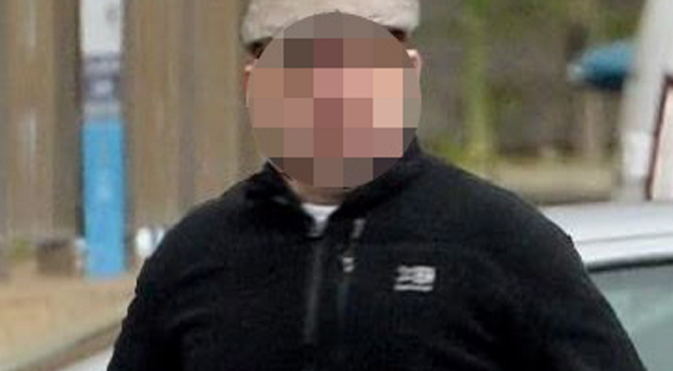 The Dublin shooting suspect. Photo: Irish Independent