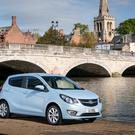 Vauxhall Viva SL is surprisingly roomy