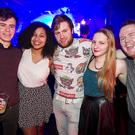 People out at the Limelight for Circus. Tues 15th March 2016. Picture by Liam McBurney/RAZORPIX