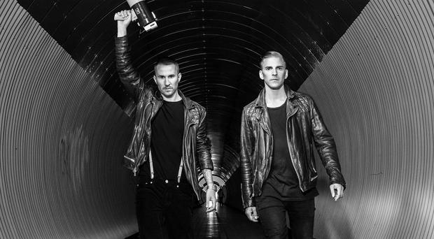 Galantis will play day 2 at Tennent's Vital 2016.