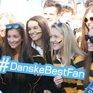 Danske Bank Schools' Cup Final - RBAI v Campbell Collage, Kingspan Stadium, Belfast. Matt Mackey - Presseye.com