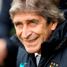 Tricky task: Manuel Pellegrini's City take on Paris St Germain