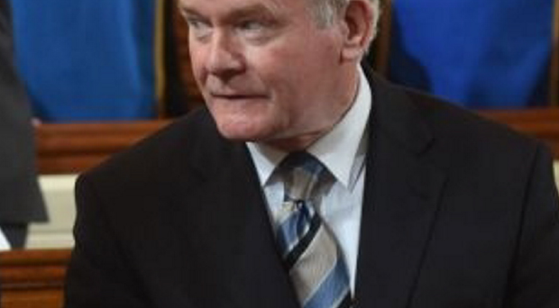 Martin McGuinness and Arlene Foster have both revealed the role that faith plays in their lives