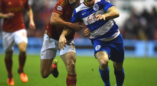 Strike force: Conor Washington is banging in the goals for QPR