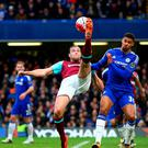 Big impacts: Andy Carroll and Ruben Loftus-Cheek