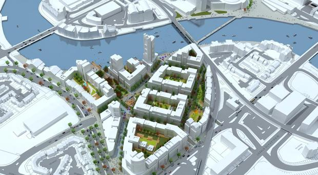 Investment deal: The Sirocco Quays site
