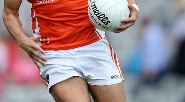 Hotshot: Stefan Campbell's inspirational finishing can bolster Armagh's prospects