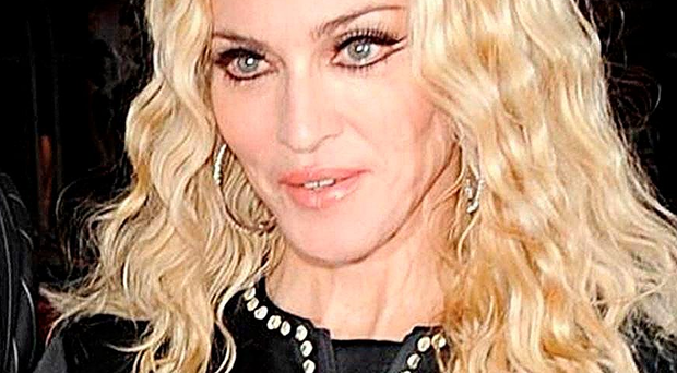 Custody battle: Madonna
