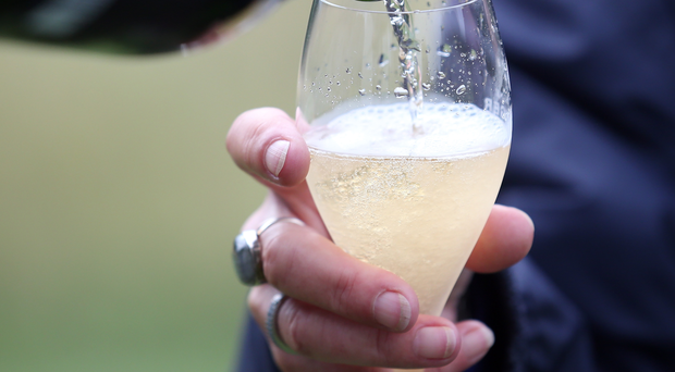 Foreign Office spending on bubbly since 2010 peaked in 2013/14 at £2,271 (Photo by Matt Cardy/Getty Images)