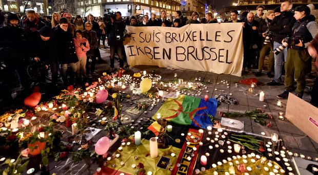 We in Northern Ireland, having come through nigh on 30 years of terrorism, can empathise with the people of Brussels today as they begin to come to terms with the horrors visited on them yesterday by Islamic State
