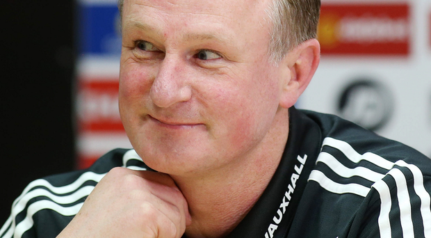 Northern Ireland manager Michael O'Neill wants to see his team continue their terrific run of form