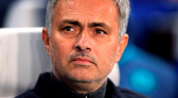 Jose Mourinho looks set to take the helm at Manchester United