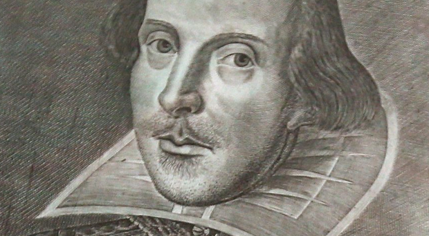 Grave: William Shakespeare