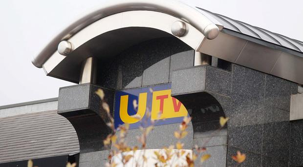 The old UTV logo on Havelock House on the Ormeau Road in south Belfast. UTV which has been an independantant broadcaster in Northern Ireland since 1959 but has now been sold to ITV. Picture by Jonathan Porter/PressEye