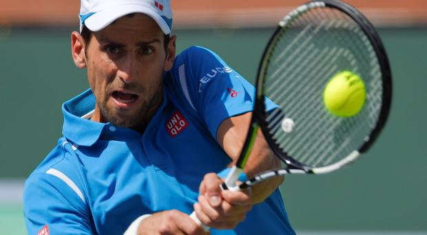 Apology: Novak Djokovic was caught up in a gender row