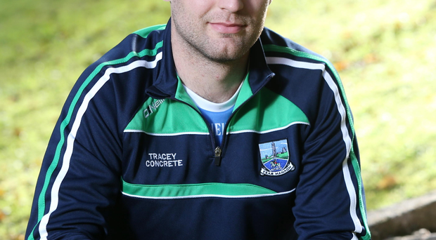 Looking up: Richie O'Callaghan is keen to guarantee survival