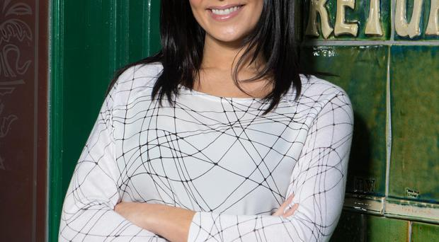 Kym Marsh has been a part of the Coronation Street cast for 10 years