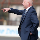 Doing it his way: David Jeffrey has already made an impact during his reign at Ballymena United