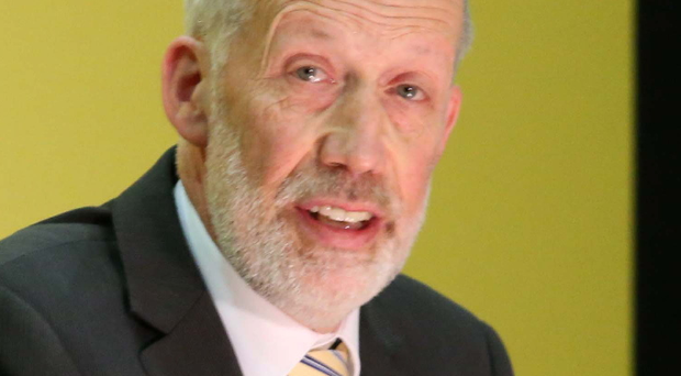Justice Minister David Ford
