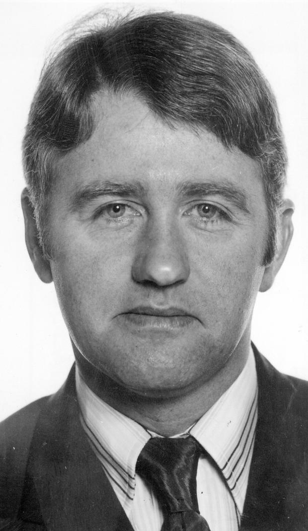 Ernest Carson - joined the RUC in 1956.