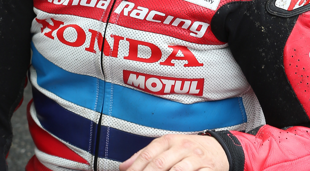 John McGuinness will be back at the North West 200 again this year
