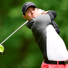 Big-hitter: Rory Mcllroy is seeking the spark to give him an advantage over his rivals