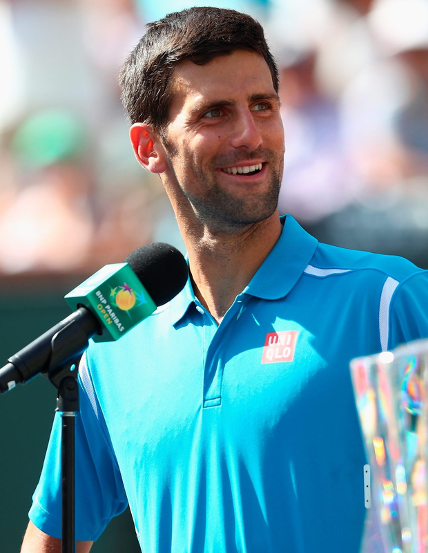 Novak Djokovic has made it into the final of the Miami Masters