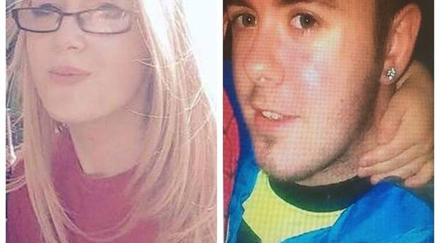 Police are seeking information regarding the whereabouts of Chelsea McGarry and Daire McIlroy