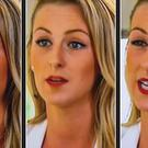 Michaella McCollum in the RTE interview broadcast