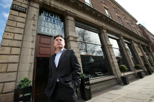 The iconic Northern Whig, situated on Bridge Street, in Belfast's Cathedral Quarter, has been acquired by the Horatio Group with a further £300,000 set to be spent on a major refurbishment of the venue resulting in a gross spend exceeding £2m Picture by Kelvin Boyes / Press Eye.