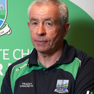 Proud: Erne boss Pete McGrath