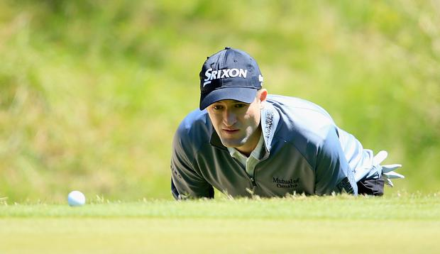 In sight: Russell Knox can't wait to kick off his Masters bid
