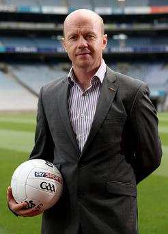 Tyrone Under-21 selector Peter Canavan