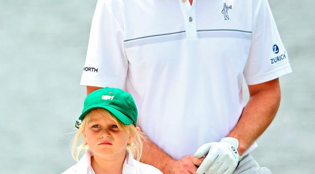 Shoot low: Justin Rose plans to be in contention once again