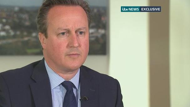 Panama Papers: David Cameron told ITV News