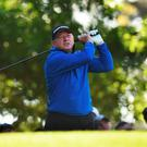 Final effort: Ian Woosnam won't enter the Masters again
