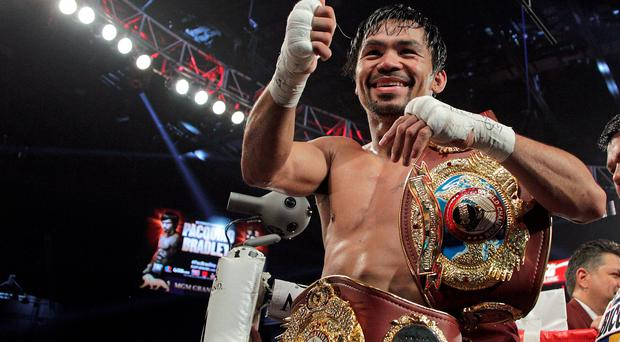 Ring legend: Manny Pacquiao has retired after 21 years
