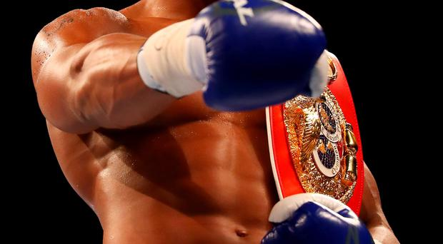Just champion: Anthony Joshua set to defend title
