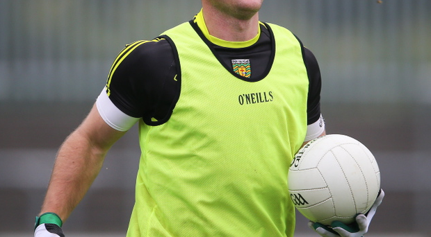 Donegal full-back Neil McGee
