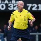 League of Ireland referee Paul Tuite