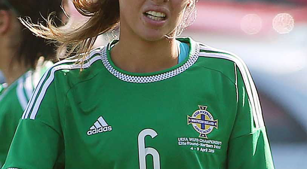 Big star: Laura Rafferty is a full-time player at Chelsea