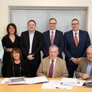 The Belfast Telegraph Business Awards judges
